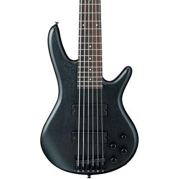 Ibanez GSR206B 6-String Electric Bass Guitar Black