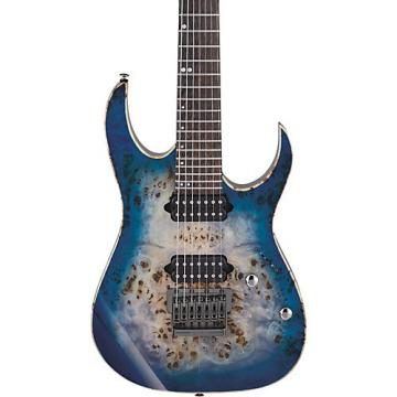 Ibanez RG Premium 7-string electric guitar Cerulean Blue Burst