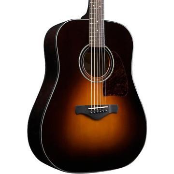 Ibanez Artwood AW4000-BS Dreadnought Acoustic Guitar Brown Sunburst