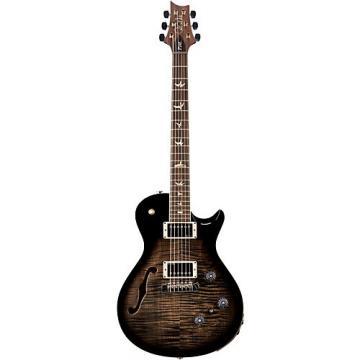 PRS P245 Semi-Hollow Electric Guitar Charcoal Burst