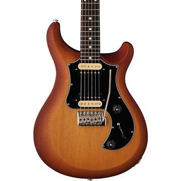PRS S2 Standard 24 Electric Guitar with Ivoroid Dot Inlays Vintage Sunburst Satin