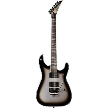 Jackson Scott Ian Signature T1000 Soloist 2H w/ Floyd Rose Electric Guitar Silver Burst Ebony Fingerboard