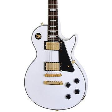 Epiphone guitarra Custom PRO Electric Guitar Alpine White