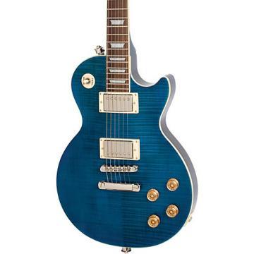 Epiphone guitarra Tribute Plus Electric Guitar Midnight Sapphire
