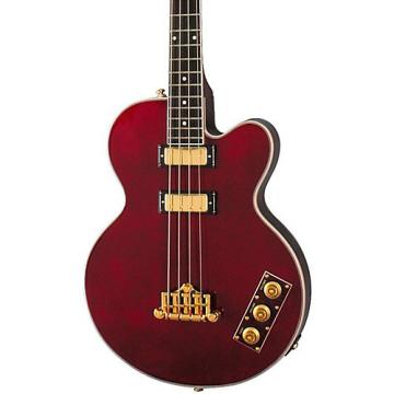 Epiphone Allen Woody Limited Edition Bass Wine Red