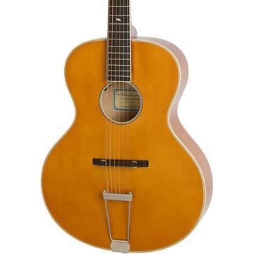 Epiphone Masterbilt Century Collection Zenith Archtop Acoustic-Electric Guitar Vintage Natural