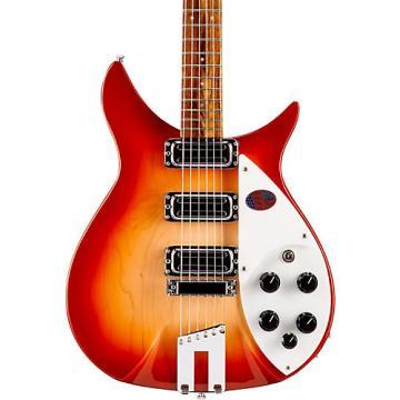 Rickenbacker 350V63 Electric Guitar Fireglo