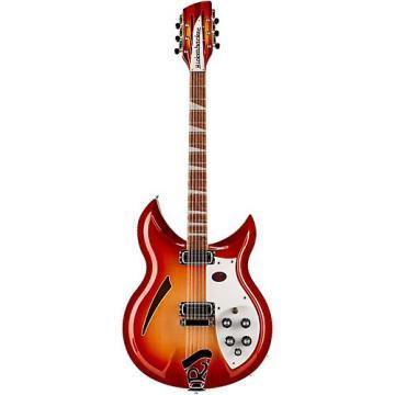 Rickenbacker 381/12V69 Vintage Series 12-String Electric Guitar Fireglo