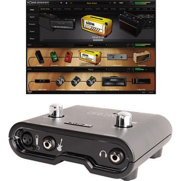 Line 6 Pod Studio UX1 with Pod Farm