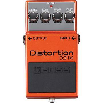 Boss DS-1X Distortion Guitar Effects Pedal