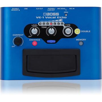 Boss VE-1 Vocal Echo Voice Effects Pedal
