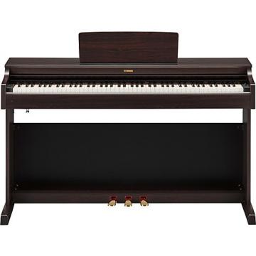 Yamaha Arius YDP-163 88-Key Digital Console Piano with Bench Dark Rosewood