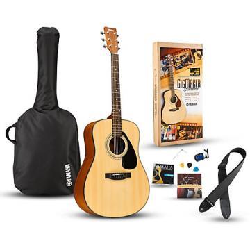 Yamaha GigMaker Acoustic Guitar Pack Natural