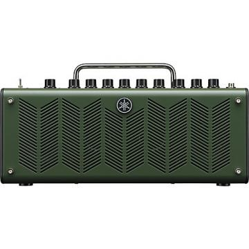Yamaha THR10X High-Gain Modeling Combo Amp Camouflage Green