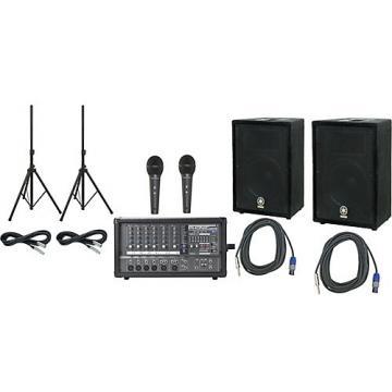 Yamaha Phonic 620 / Yamaha A12 PA Package