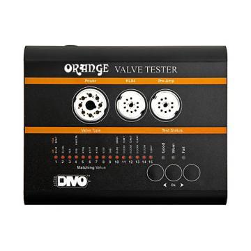 Orange Amplifiers Tube Tester