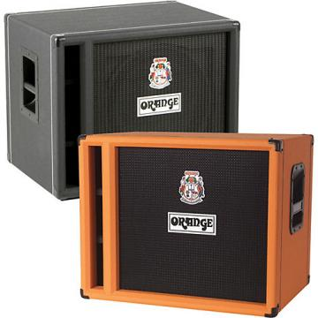 Orange Amplifiers OBC Series OBC115 400W 1x15 Bass Speaker Cabinet Black