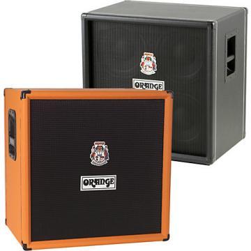 Orange Amplifiers OBC Series OBC410 600W 4x10 Bass Speaker Cabinet Orange