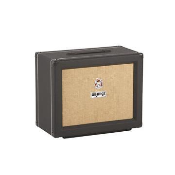 Orange Amplifiers PPC Series PPC112C 1x12 60W Closed-Back Guitar Speaker Cabinet Black