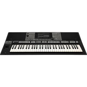 Yamaha PSRA3000 61-Key Arranger Keyboard Black