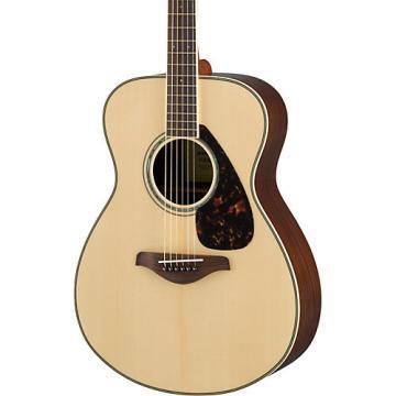 Yamaha FS830 Small Body Acoustic Guitar Natural