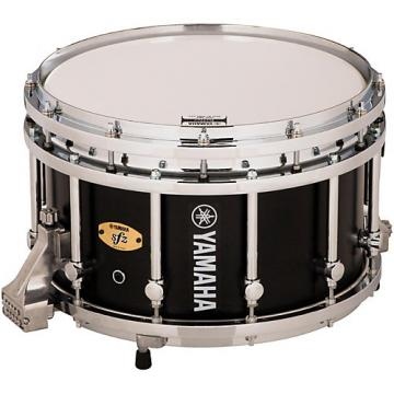 Yamaha 9300 Series Piccolo SFZ Marching Snare Drum 14 x 9 in. Black Forest with Chrome Hardware