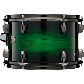 Yamaha Live Custom Tom 12 x 8 in. Emerald Shadow Sunburst