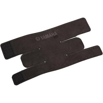 Yamaha Trumpet Valve Guards Black Leather