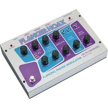 Electro-Harmonix Classics Flanger Hoax Guitar Effects Pedal
