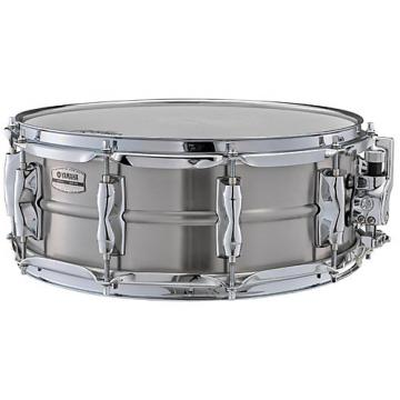 Yamaha Recording Custom Stainless Steel Snare Drum 14 x 5.5 in.