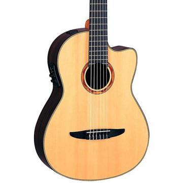 Yamaha NCX1200R Acoustic-Electric Classical Guitar Natural