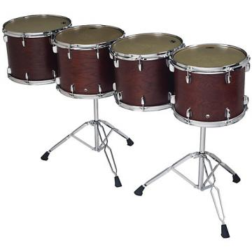 Yamaha 9000 Series Concert Toms with Stands 13in, 14in, 15in, 16in