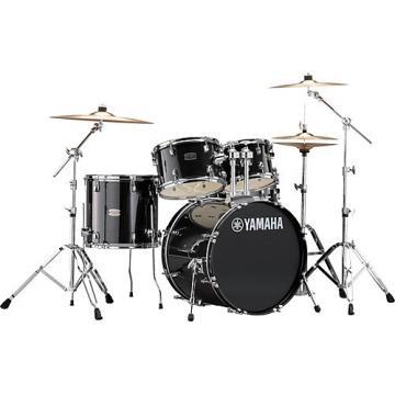 Yamaha Rydeen 5-Piece Shell Pack with 20 in. Bass Drum Black Glitter