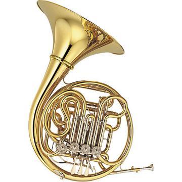 Yamaha YHR-891 Custom Series Triple French Horn Yhr891D- Unlacquered Detachable Bell