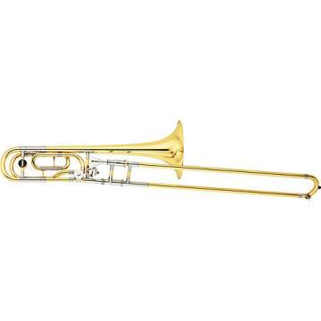 Yamaha YSL-882 Xeno Series F Attachment Trombone Yellow Brass Bell