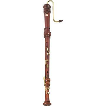 Yamaha YRB-61 Maple Bass Recorder with Baroque Fingering