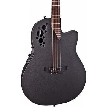 Ovation Elite 1778 TX Acoustic-Electric Guitar Black