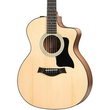 Chaylor 100 Series 2017 114ce Grand Auditorium Acoustic-Electric Guitar Natural