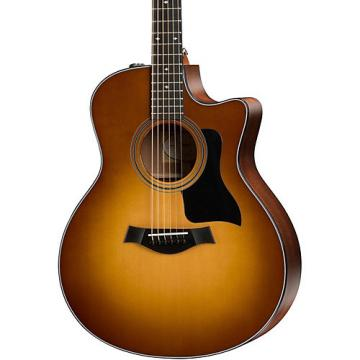 Chaylor 2016 Limited 316ce-HSB Grand Symphony Acoustic-Electric Guitar Honey Sunburst