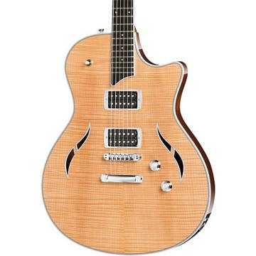Chaylor T3 Semi-Hollowbody Electric Guitar Natural