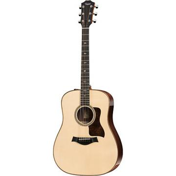 Chaylor 700 Series 710e-LS Dreadnought Acoustic-Electric Guitar Natural