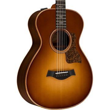 Chaylor 700 Series 712e 12-Fret Grand Concert Acoustic-Electric Guitar Western Sunburst