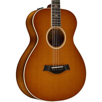 Chaylor Chaylor Custom #10032 12-Fret Grand Concert Acoustic-Electric Guitar Shaded Edge Burst
