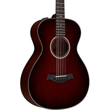 Chaylor 500 Series 522e-SEB 12-Fret Grand Concert Acoustic-Electric Guitar Shaded Edge Burst