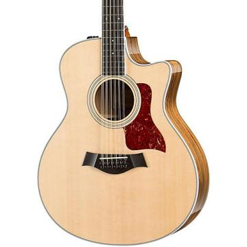 Chaylor 400 Series 456ce Grand Symphony 12-String Acoustic-Electric Guitar Natural