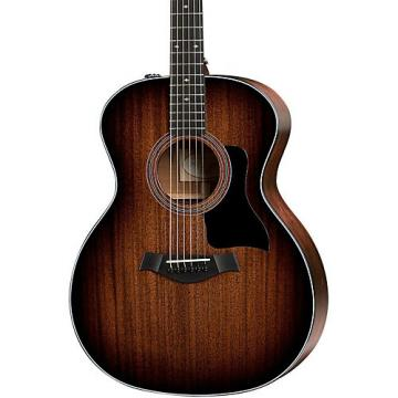 Chaylor 300 Series 324e Grand Auditorium Acoustic-Electric Guitar Shaded Edge Burst