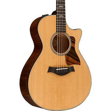 Chaylor 600 Series 612ce Grand Concert Acoustic-Electric Guitar Natural