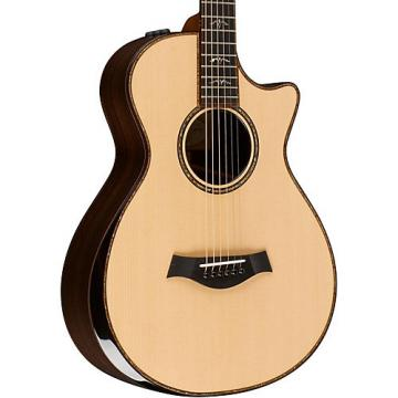 Chaylor 900 Series 912ceES 12-Fret Acoustic-Electric Guitar Natural