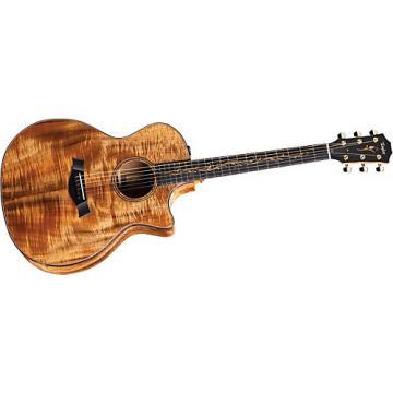Chaylor K24ce Koa Grand Auditorium Acoustic-Electric Guitar