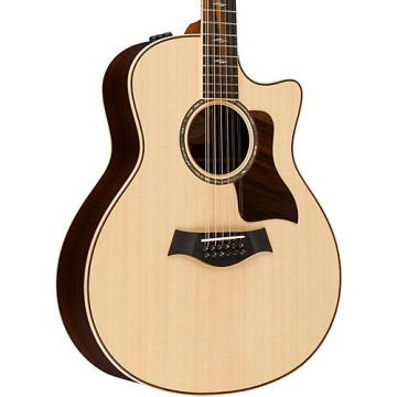 Chaylor 800 Series 856ce Grand Symphony Acoustic-Electric 12-String Guitar Natural